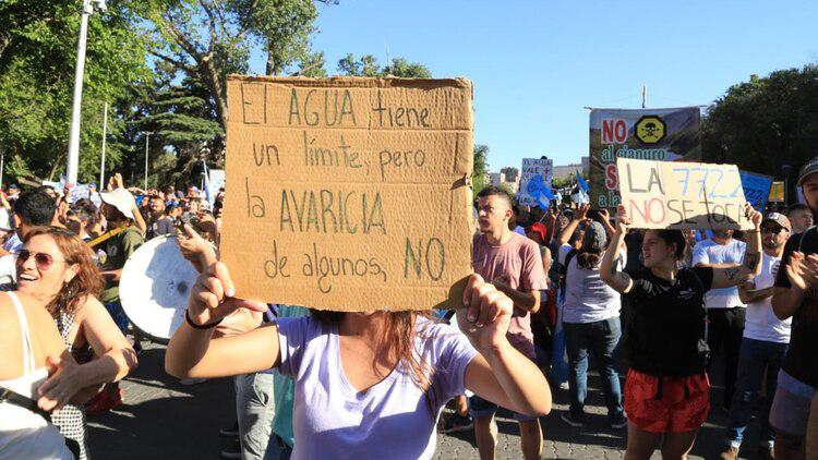 protesta mendoza