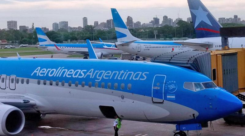 Avión Argentina