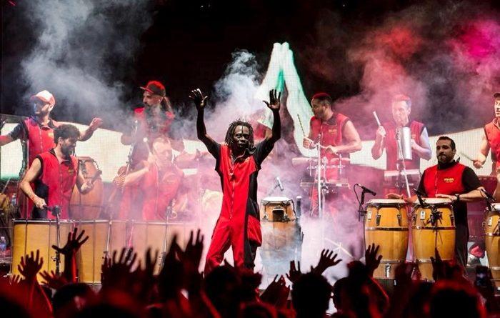 Cheikh Gueye La bomba de Tiempo