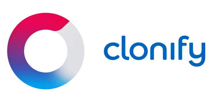 Clonify Logo
