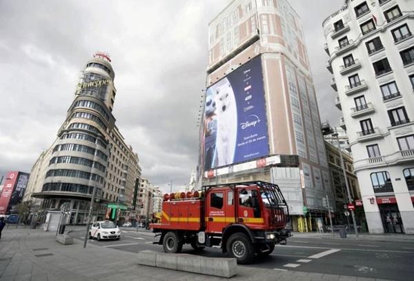 España en Cuarentena