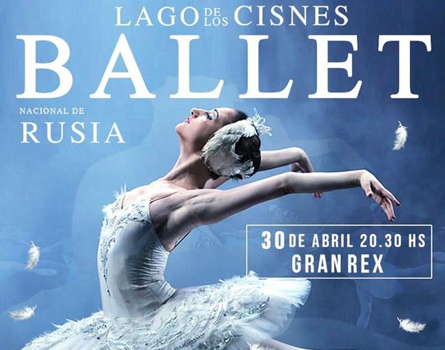 Flyer Ballet de Rusia