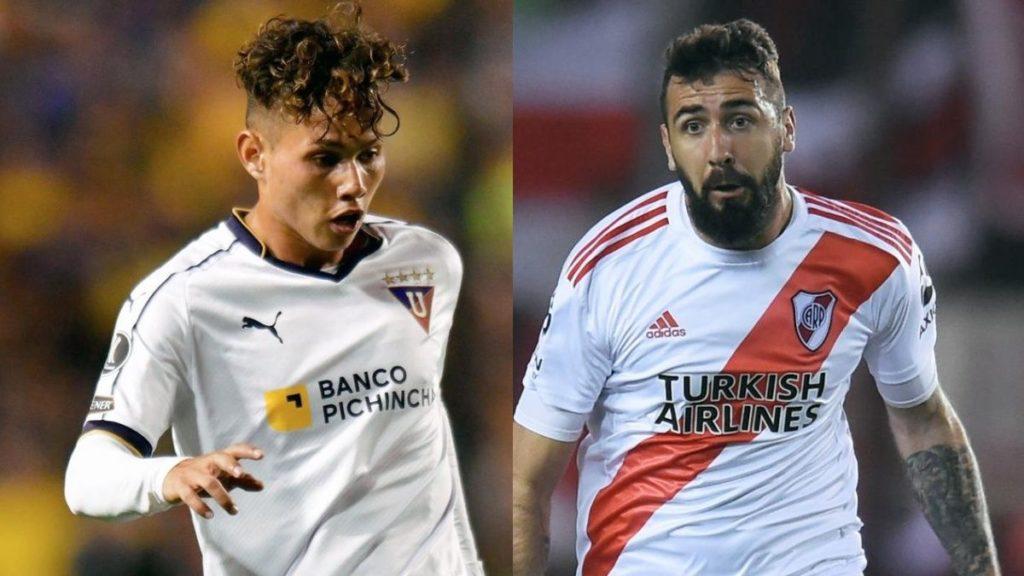 Liga vs River