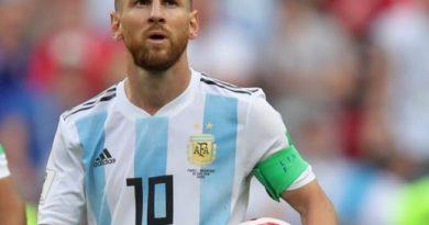 Messi contra Coronavirus