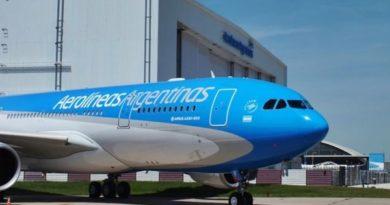 Nuevos Vuelos de Aerolineas