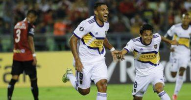 Wanchope Avila Boca Juniors