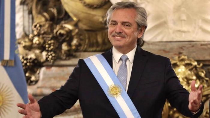 Presidente Fernández