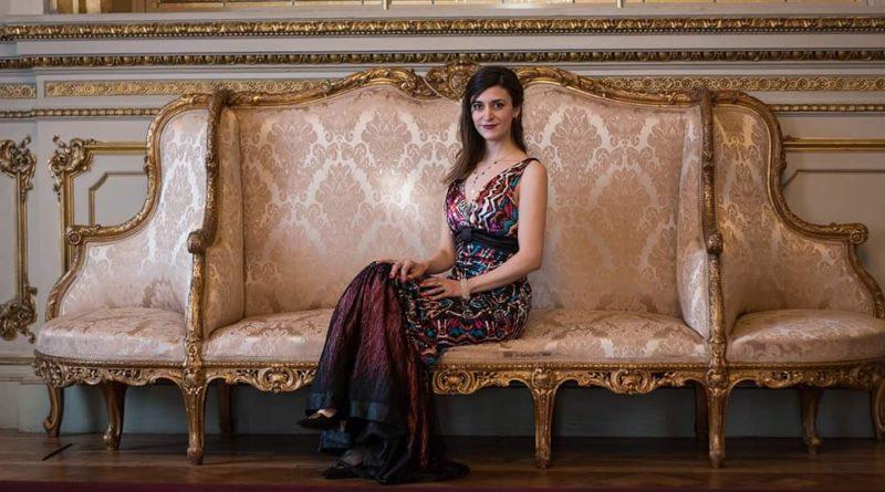 Sabrina Sosa Cantante Lírica Soprano