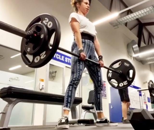 Ana Serena - Masa Muscular y Fuerza