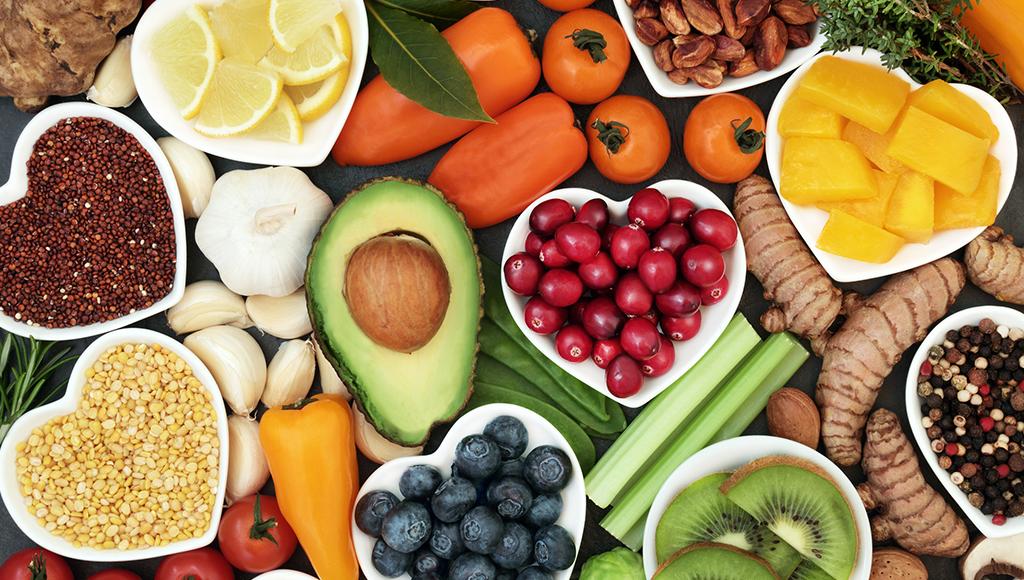 nutrición en cuarentena