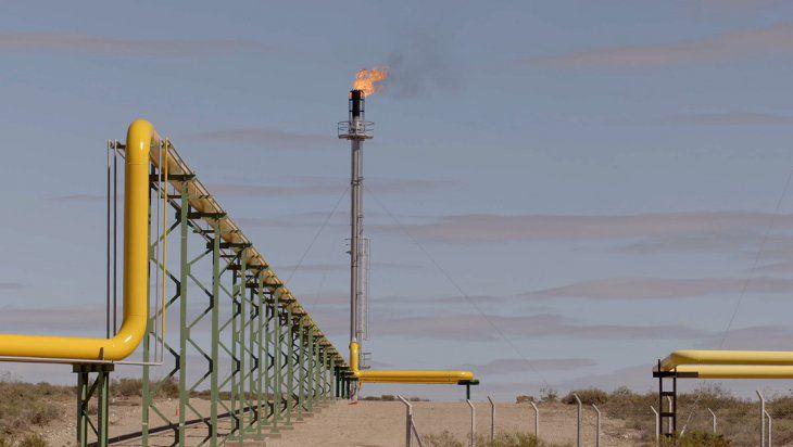 Desde Neuquén se trasladara el gas hacia Chile.