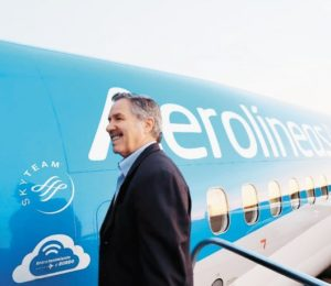 Felipe Solá arribo a México para participar en la cumbre del Celac