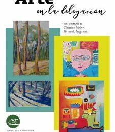 """""""Arte en la Delegación"""", en el Consejo Profesional de Ciencias Económicas de la Provincia de Buenos Aires"""