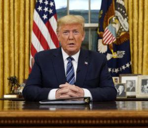 Estados Unidos cierra sus fronteras con Europa