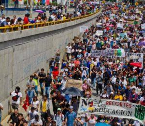 Colombia: Paro general al ajuste