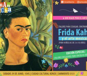 Un viaje por el arte: Frida Kahlo y el arte mexicano.
