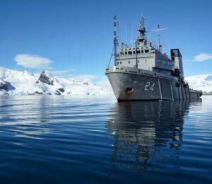 La Armada finalizó operativo fondeado en el marco de prevención coronavirus
