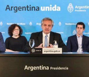 Argentina: la cuarentena se extenderá hasta el 10 de mayo