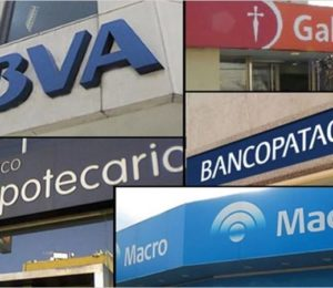Bancos Privados: aplicarán baja del 5% en créditos a Pymes