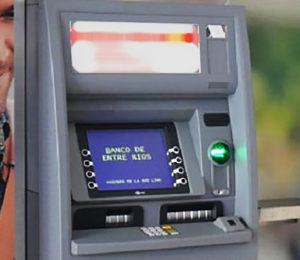 Aumentan a $15.000 el mínimo de extracción por cajero automático