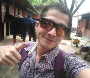 Rueda de prensa por el caso Christian Moreno