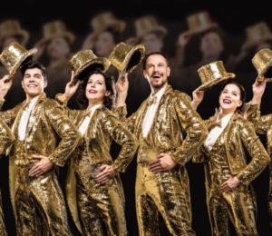 """""""A chorus line"""" se despide definitivamente del Metropolitan Sura"""