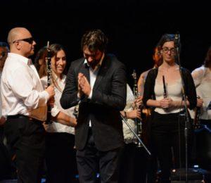 Lito Vitale y Juan Carlos Baglietto estarán junto a la Banda Sinfónica Nacional de Ciegos en Tecnopolis