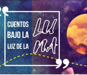 """Nueva jornada de """"Cuentos bajo la luz de la luna"""""""