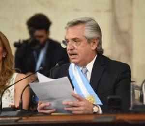Los temas del discurso que realizará el presidente Alberto Fernández en la apertura del 138° periodo de Sesiones Ordinarias del Congreso