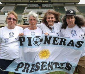 Día de la Futbolista Argentina