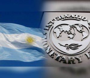 FMI: La deuda no es sostenible y pide una quita a los acreedores privados