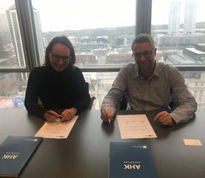 Interact firma acuerdo de cooperación con la Cámara de Industria y Comercio Argentino Alemana
