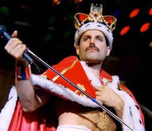 """A 28 años de la muerte de Freddie Mercury, """"la voz de Queen"""""""