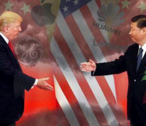 China golpea ante el ataque comercial