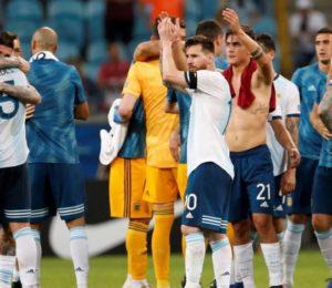 Argentina: después de todo a cuartos