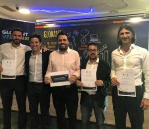 Drixit, fue la ganadora del Demo Day organizado por Globant Ventures