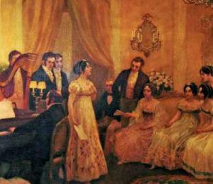 La música en la época colonial