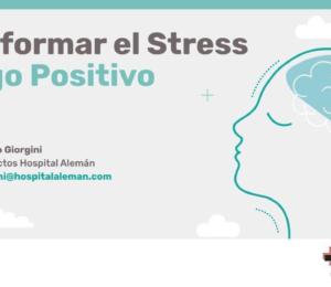 Transformar el estrés en algo positivo