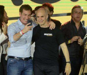 Horacio Larreta asume su segundo mandato en la Ciudad de Buenos Aires