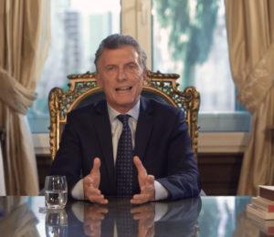 Mauricio Macri repaso su gestión