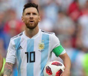Lionel Messi dono un millón de euros para la lucha contra el coronavirus