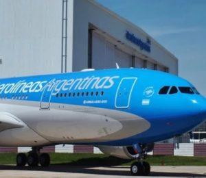 Aerolíneas Argentinas sumó tres nuevos vuelos especiales desde Río de Janeiro