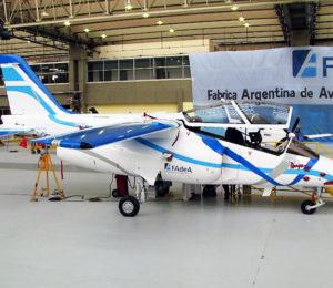 El avión que Argentina exporta al mundo