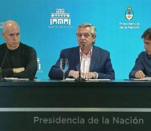 Se cierran las fronteras argentinas por el Coronavirus