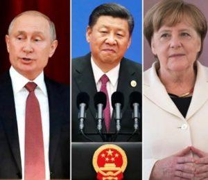 Las respuestas de los líderes mundiales a sus crisis