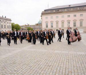 Alemania: La Staakstapelle de Berlín tocará por su aniversario en las calles de la ciudad