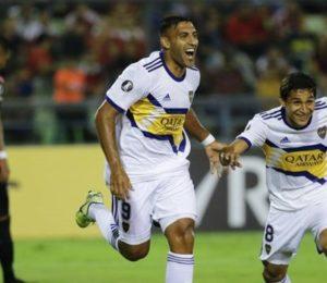 Copa Libertadores: Boca empató en Venezuela