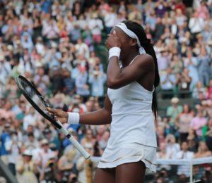 Venus William quedo eliminada en Wimbledon por una debutante