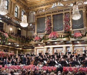 El concierto de Año Nuevo una verdadera fiesta de la música clásica