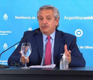 """Alberto Fernández: """"las clases no son prioritarias"""""""